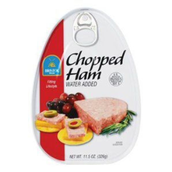 Bristol Chopped Ham Water Added