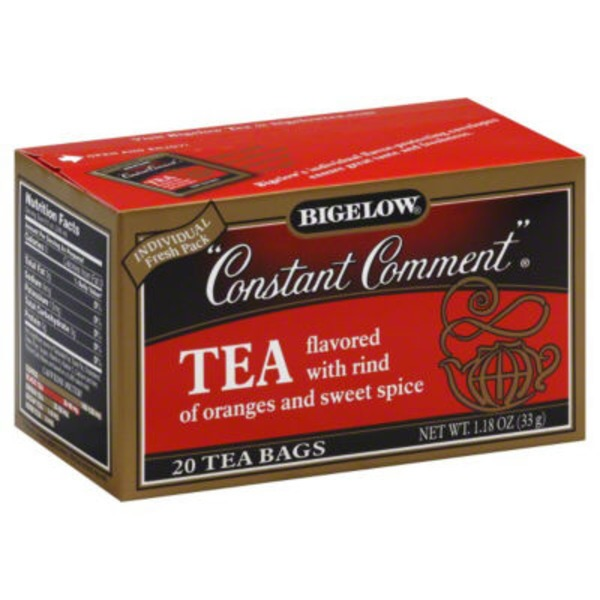 Bigelow Constant Comment Black Tea Blend