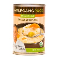 Wolfgang Puck Chicken & Dumplings Organic Soup