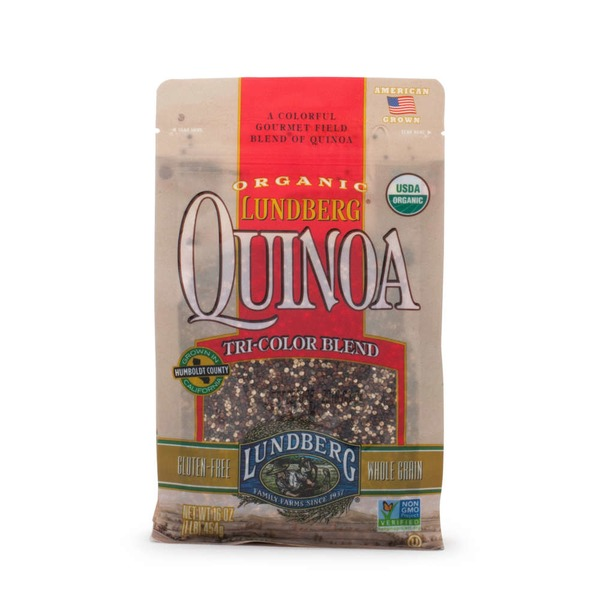 Lundberg Family Farms Tri-Color Blend Quinoa