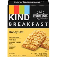 Kind Snacks Honey Oat Breakfast Bars