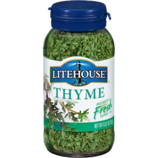 Litehouse Thyme Freeze-Dried Herbs