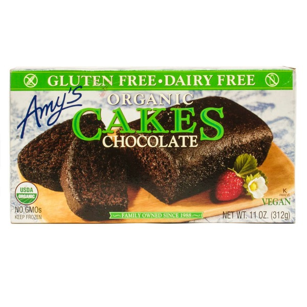 Amy's Organic Cakes Chocolate