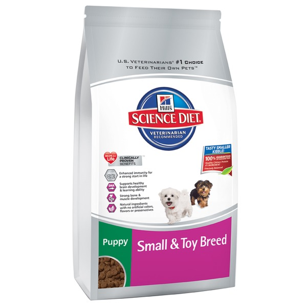 Hill's Science Diet Puppy Small & Toy Breed