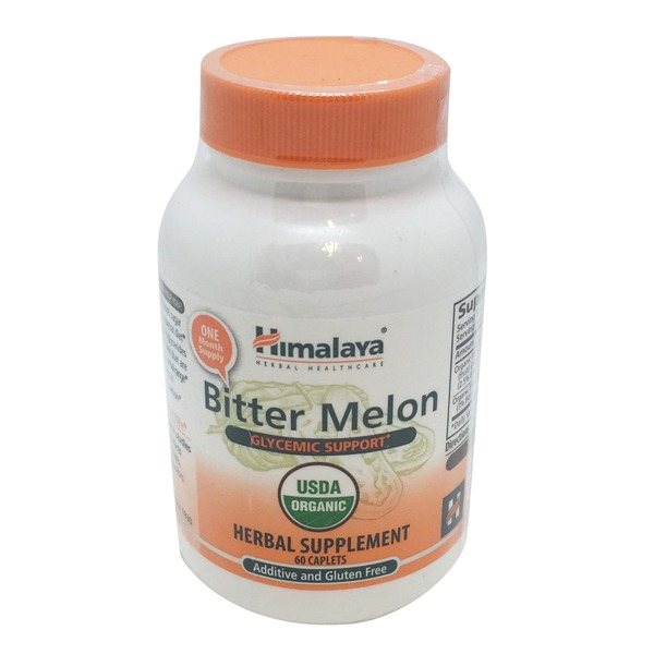 Himalaya Bitter Melon Glycemic Support