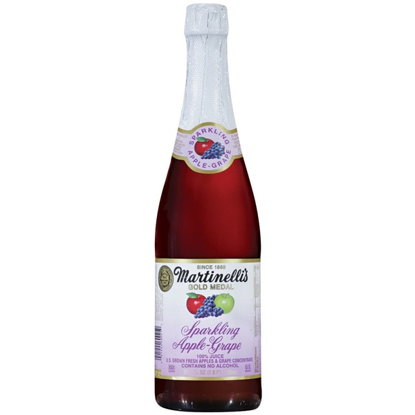 Martinelli's Gold Medal® Sparkling Organic Apple Juice