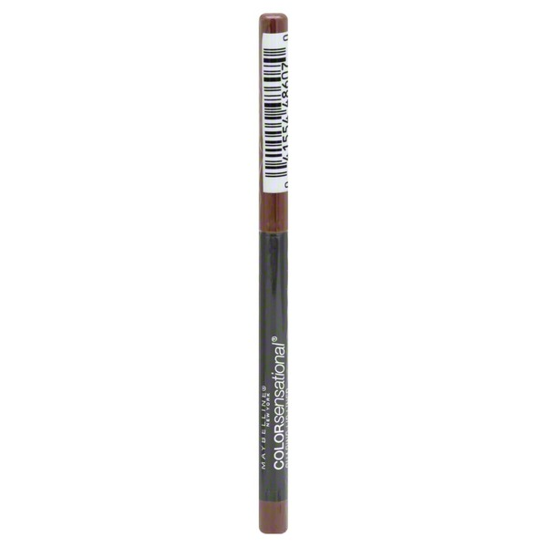 Maybelline Lip Liner, Shaping, Rich Chocolate 120