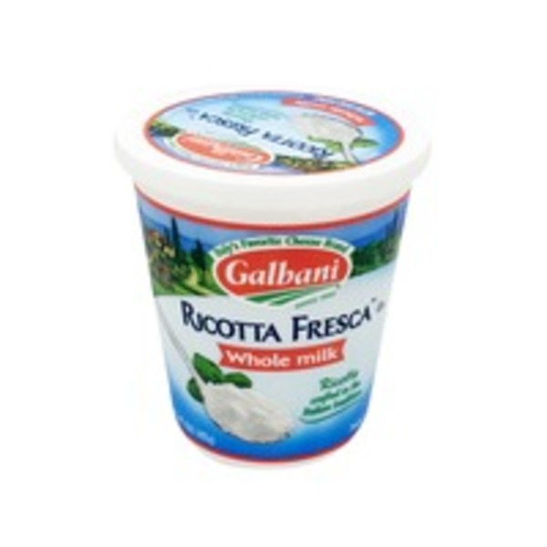 Galbani Whole Milk Ricotta