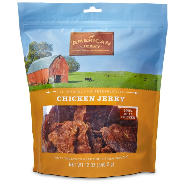 American Prime Cuts Jerky Chicken Jerky Dog Treats