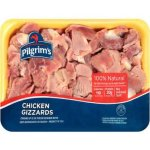 Pilgrim's Pride Chicken Gizzards, 1 - 3 lbs