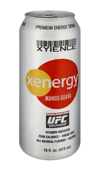 Xyience mango 16oz