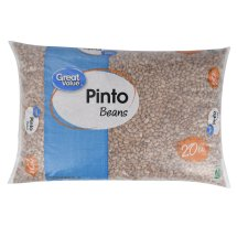 Great Value Pinto Beans, 20 lb