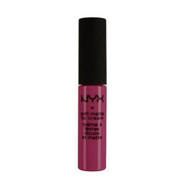 Nyx Pink Soft Matte Lip Cream