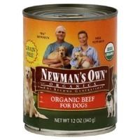 Newman's Own Beef Dog Food