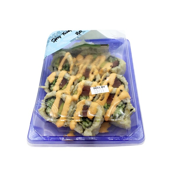 S. Tsunami Spicy Tuna Roll, Ready to Eat'