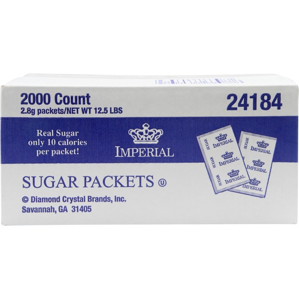 Imperial Sugar Packets