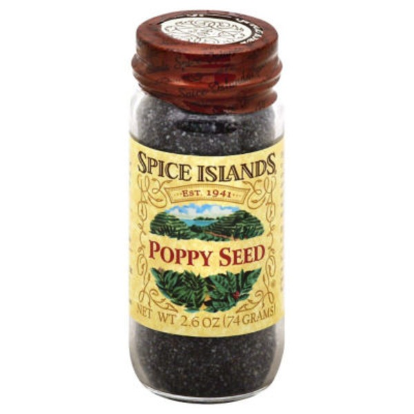 Spice Islands Poppy Seed