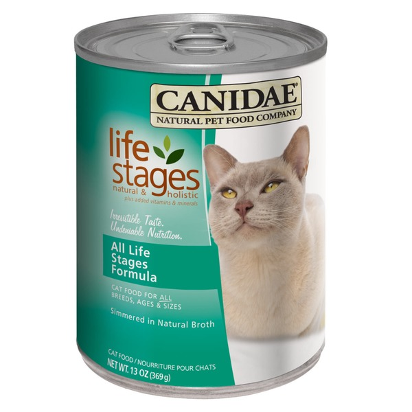 Canidae Life Stages All Life Stages Canned Cat Food 13 Oz.