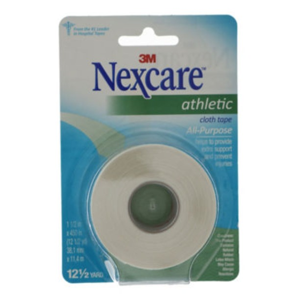 Nexcare Athletic Cloth Tape