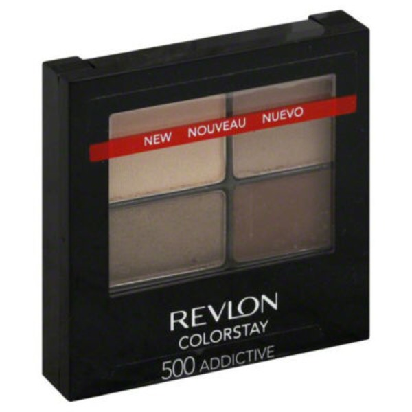 Revlon Colorstay Shadow Quad Ad