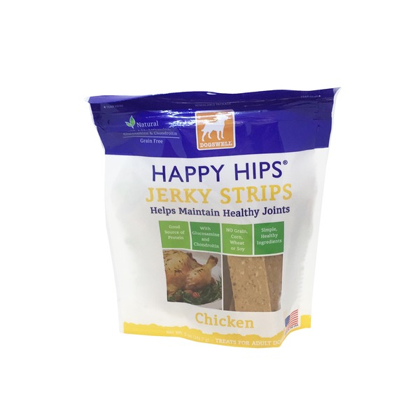 Dogswell Happy Hips Chicken Jerky Strips