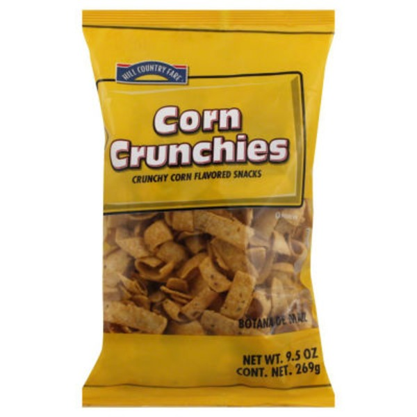 Hill Country Fare Corn Crunchies