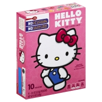 Betty Crocker Fruit Flavored Snacks Hello Kitty Fruit Flavored