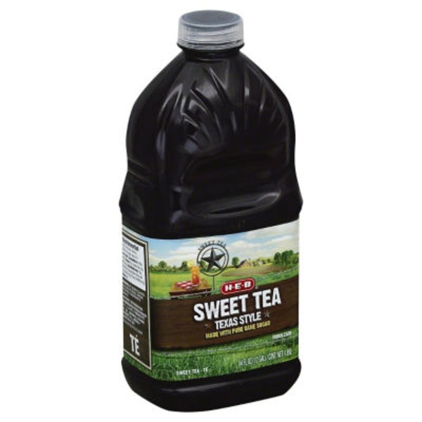 H-E-B Sweet Tea Texas Style