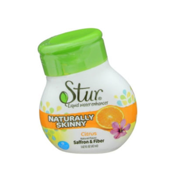 Stur Liquid Water Enhancer Naturally Skinny Citrus