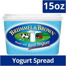 Brummel & Brown Made with Yogurt Spread, 15 oz