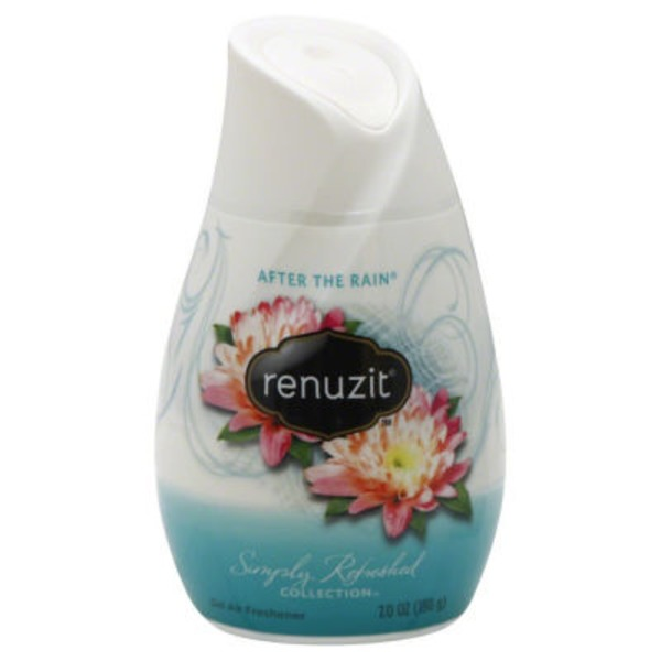 Renuzit Simply Refreshed Collection After the Rain Gel Air Freshener