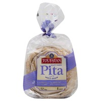 Toufayan Bakeries Multi Grain Pita Bread