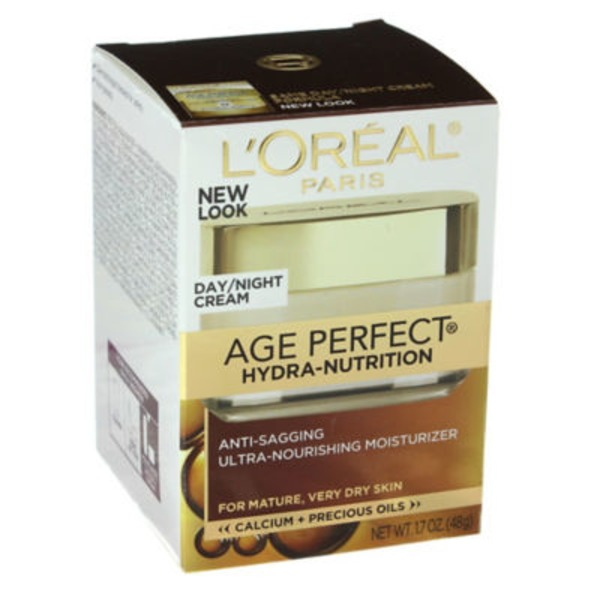 Age Perfect Anti-Sagging + Ultra-Nourishing Nutri-Intense Day/Night Cream