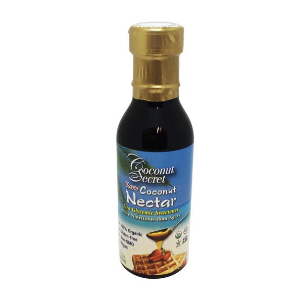 Coconut Secret Raw Cocnut Nectar