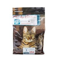 Tender And True Pet Food Ocean White Fish Dry Cat Food