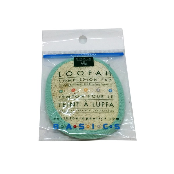 Earth Therapeutics Complexion Pad Loofah