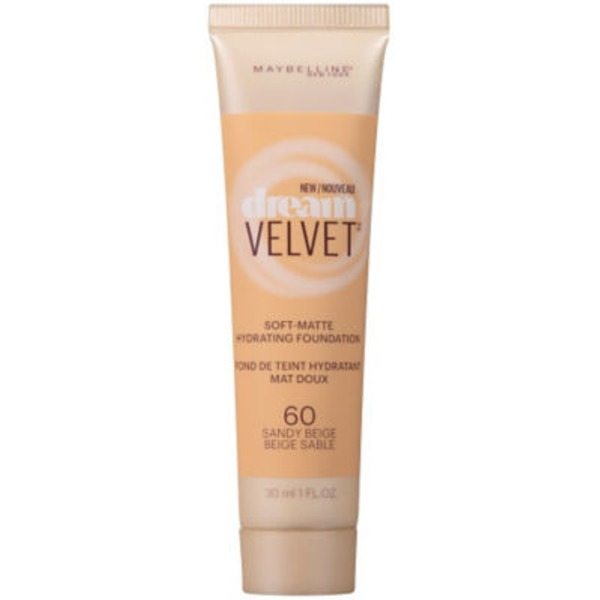 Dream 60 Sandy Beige Velvet Foundation
