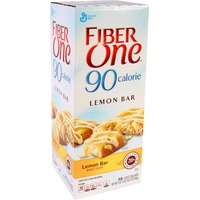 Fiber One Lemon Bar Baked Bars
