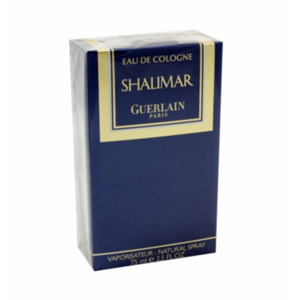 Shalimar Guerlain Paris Eau De Cologne Spray For Women