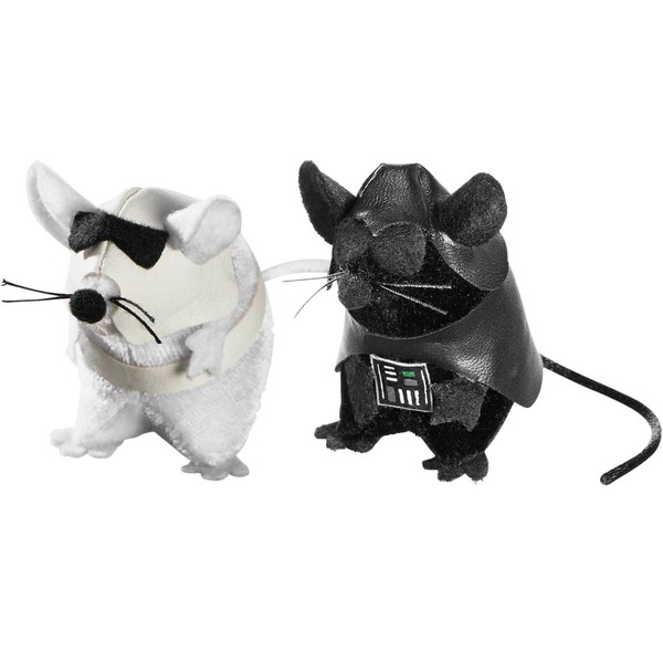Petco Star Wars Pet Fans Collection Character Mice