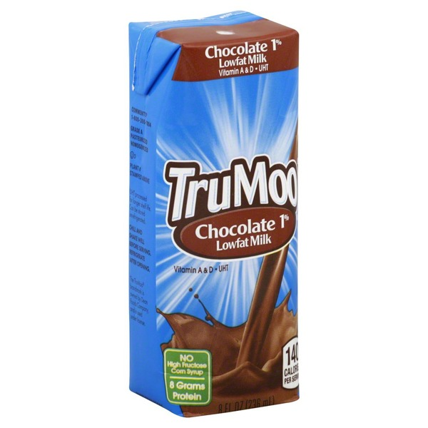 Dean's Trumoo 1% Chocolate Milk