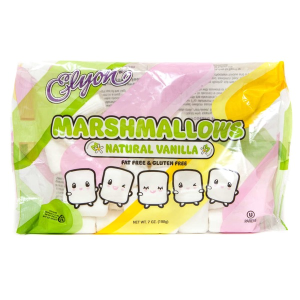 Elyon Marshmallows Natural Vanilla