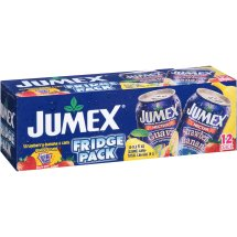 Jumex Guava/Strawberry-Banana Nectar from Concentrate, 11.3 fl oz, 12 pack