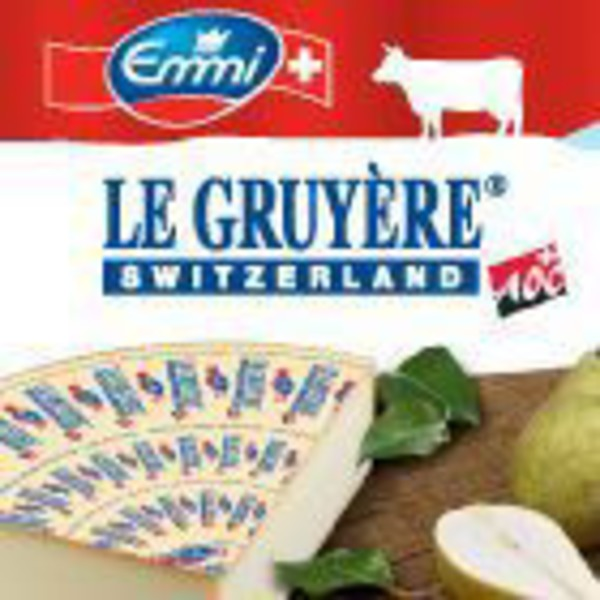 Emmi Le Gruyere King Cuts