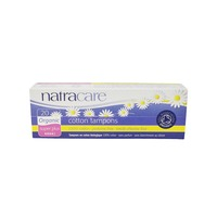 Natracare Organic Cotton Tampons Super Plus Absorbancy