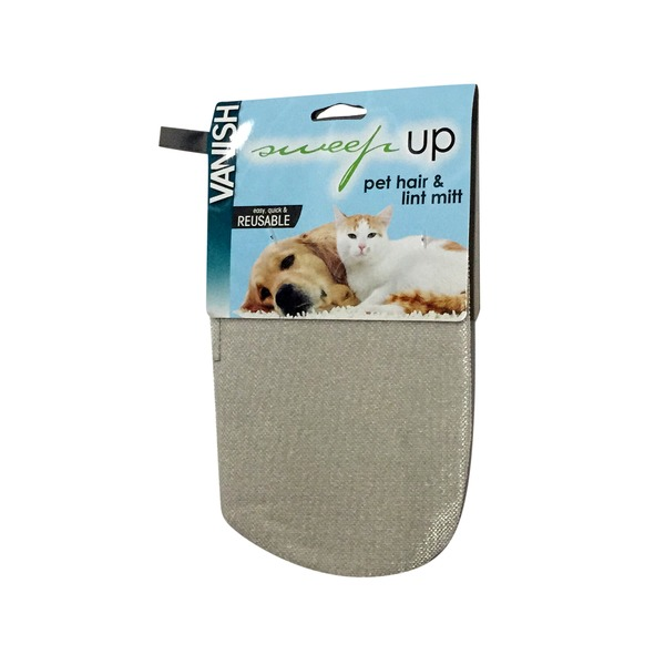 Nature's Miracle Vanish Pet Hair Fabric Mitt