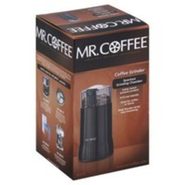 Mr. Coffee Black Coffee Grinder