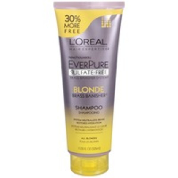 Hair Expertise Blonde Color Treated Hair EverPure Blonde Shampoo