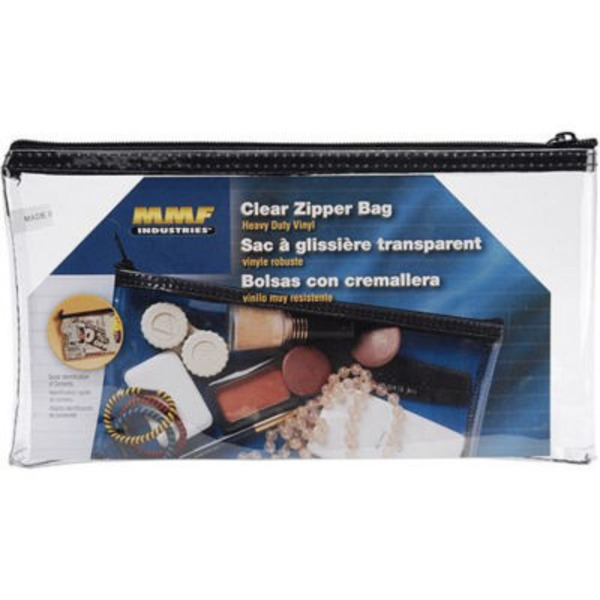 MMF Industries Clear Multi Purpose Zipper Bags