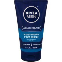 NIVEA Men Maximum Hydration Moisturizing Face Wash 5 fl. oz.